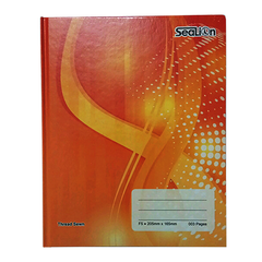 HARD COVER SQUARE BOOK F5 200 PAGES