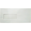 "ENVELOPE 4 1/2"" X 9 1/2"" WINDOW WHITE (PEEL & SEAL)"
