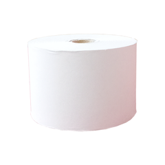 HIGH WHITE WOODFREE PAPER ROLL 44MM X 60MM X 12MM
