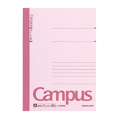 KOKUYO A5 CAMPUS NOTEBOOK 103AN (7MM)