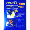 PRINZET A4 SUPER GLOSSY PHOTO PAPER 180GSM