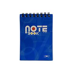 A7 SPIRAL NOTE BOOK