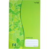 HARD COVER FOOLSCAP BOOK WITH NUMBERING F4 200 PAGES