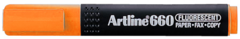 Artline 660 Fluorescent Highlighter (1.0mm – 4.0mm)