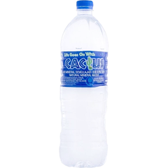 CACTUS NATURAL MINERAL WATER 1.5L X 12