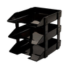 MIVO 3 TIER DOCUMENT TRAY MV-TR-089
