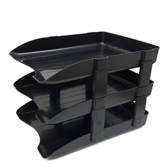 NISO 3TIER DOCUMENT TRAY 8230