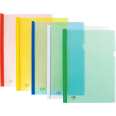 9005 - A4 PP SLIDE BAR DOCUMENT HOLDER