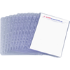 PVC Document Protector with 11 Holes (0.18mm)