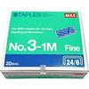MAX STAPLES FINE 3-1M