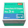 MAX STAPLES HEAVY DUTY 3-10