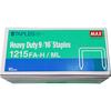 MAX STAPLES HEAVY DUTY 1215FA-H ML
