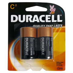 DURACELL C2 2 PACK