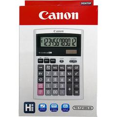 CANON CALCULATOR TX-1210HI III