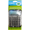 CANON RECYCLED MATERIAL CALCULATOR HS-20TG