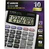 CANON SOLAR & BATTERY CALCULATOR LS-101H