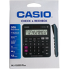 CASIO CALCULATOR CHECK & RECHECK MJ-120D PLUS
