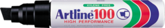 Artline 100 Permanent Marker EK-100 7.5mm – 12.0mm