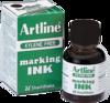 Artline Permanent Marking Ink 20ml
