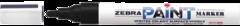 Zebra Paint Marker Oil-Based Marker MOP-200MZ 1.5mm