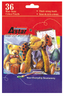 Astar 36 Long Colour Pencil CP101