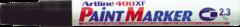 Artline 400XF Paint Marker EK-400XF 2.3mm