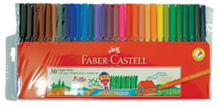 Faber Castell 30 Colour Pen 154330