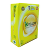IK YELLOW B5 70GSM MULTIFUNCTION BUSINESS PAPER