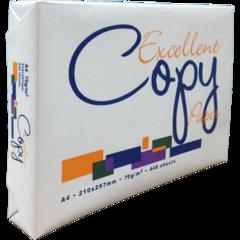 EXCELLENT COPY A4 70GSM PAPER