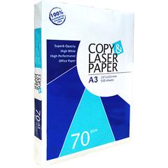COPY & LASER A3 70GSM PAPER