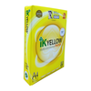 IK YELLOW A4 80GSM MULTIFUNCTION BUSINESS PAPER